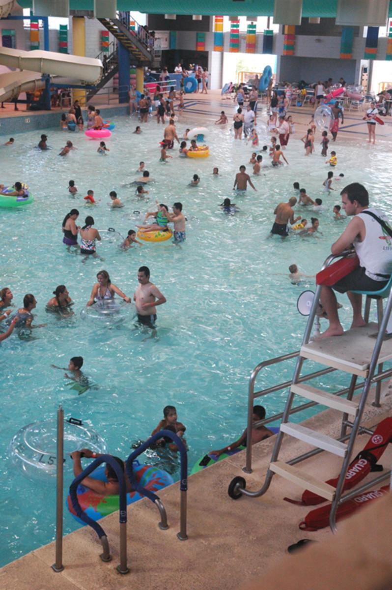 Kiwanis park recreation center, AZ