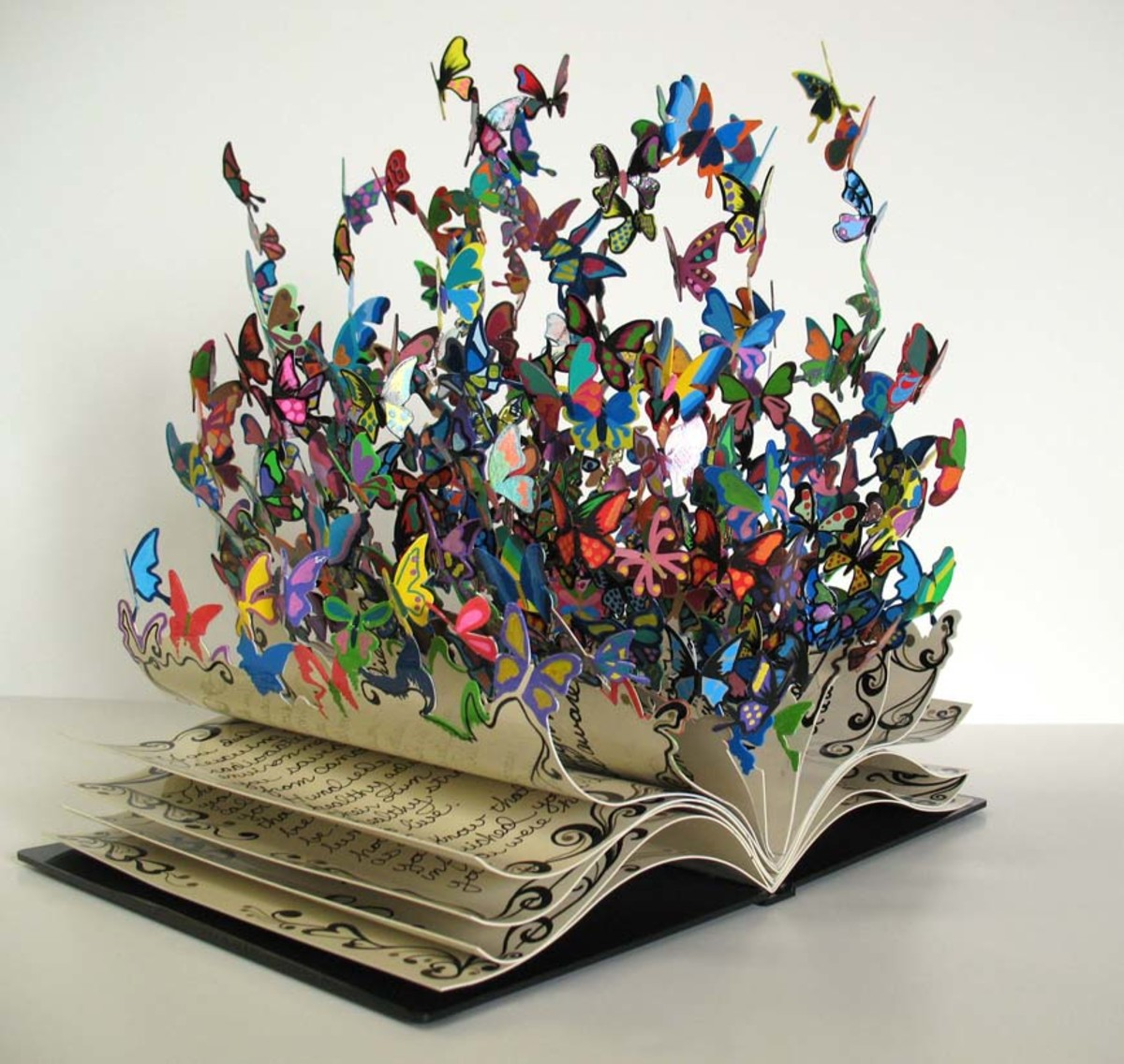 altered books inspiration and ideas
