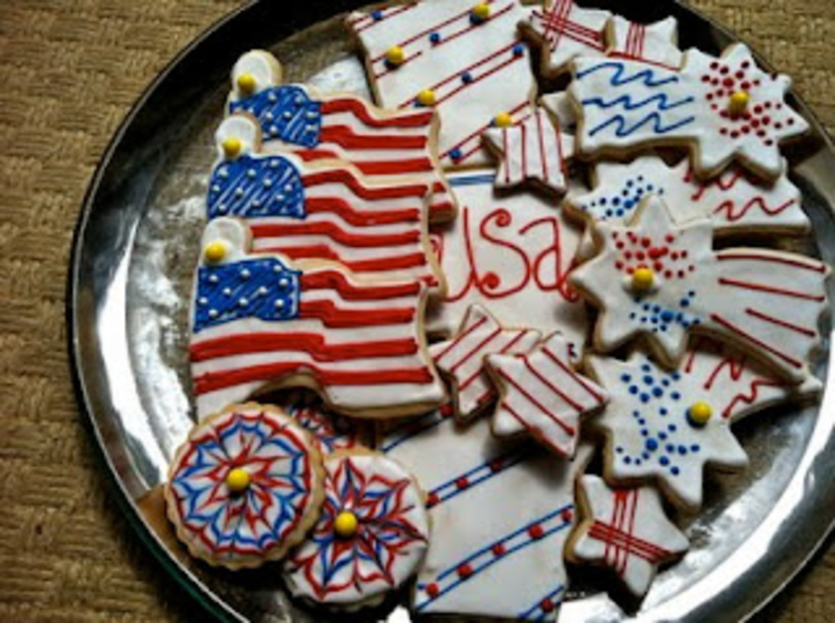 http://www.sarahdeclerk.com/2011/06/fourth-of-july-cookies.html - link no longer active