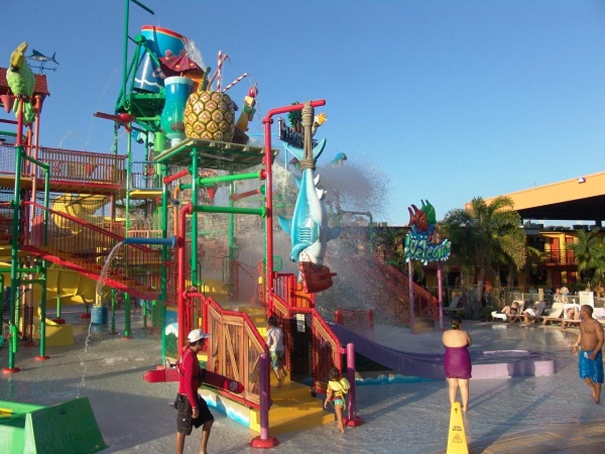 Coco key outdoor water park, FL