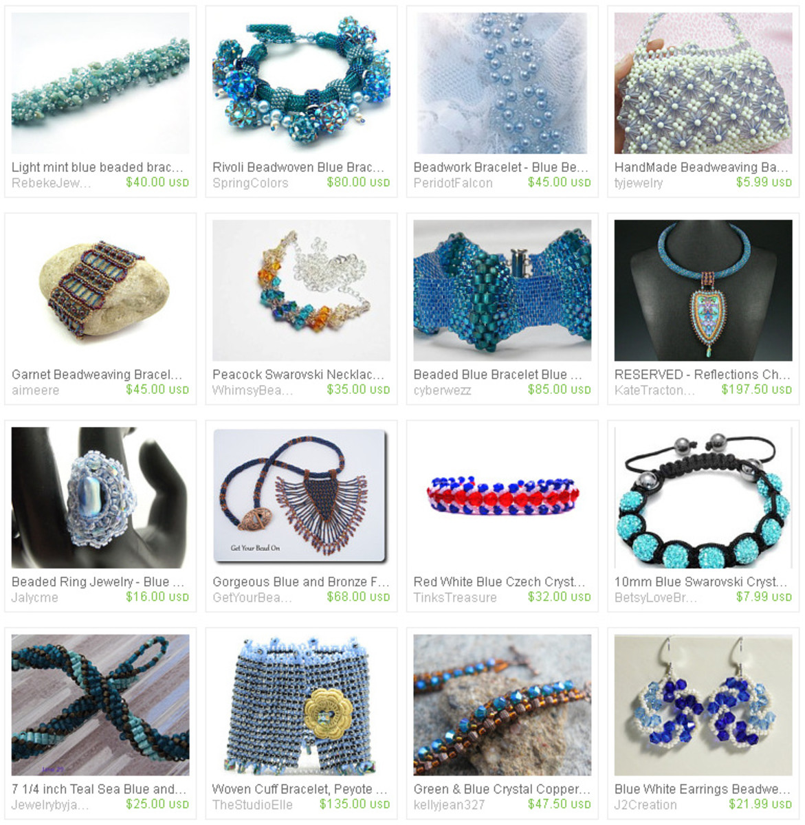 How to Sell Handmade Jewelry on Etsy