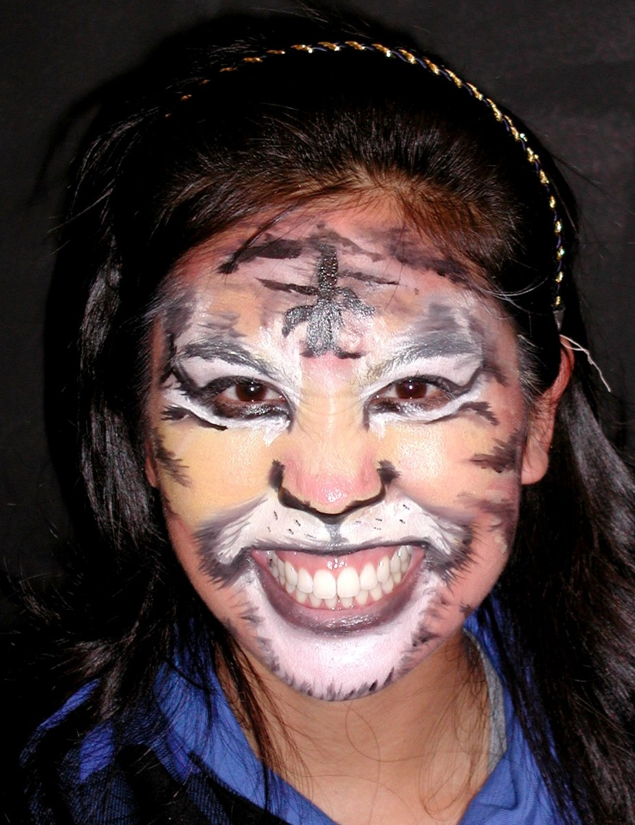 Cat Makeup Tutorials, Photos and Ideas