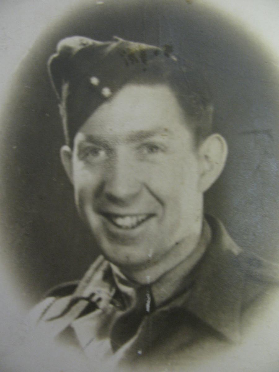 William Stafford - Killed 1941