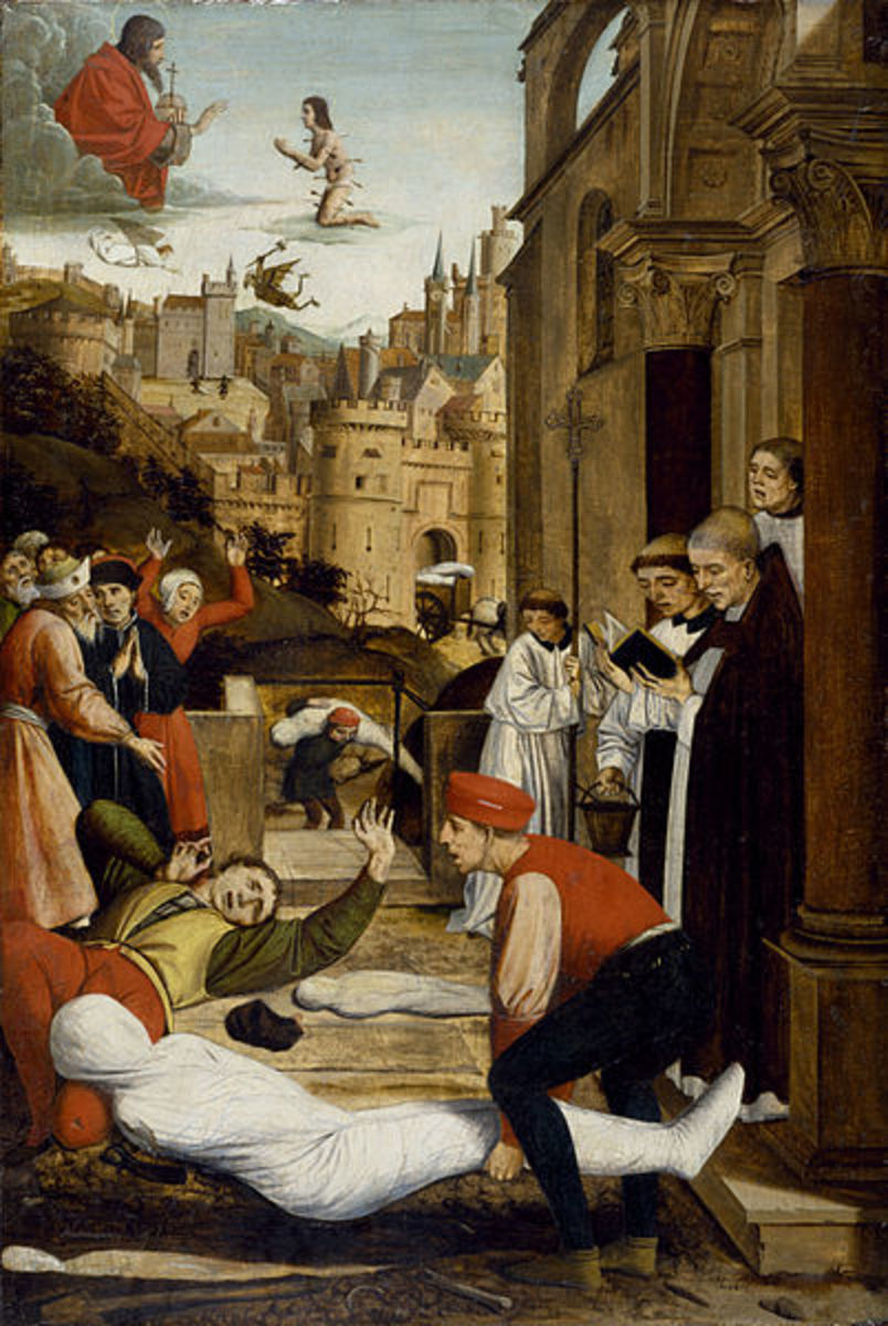 What Caused the Black Death?