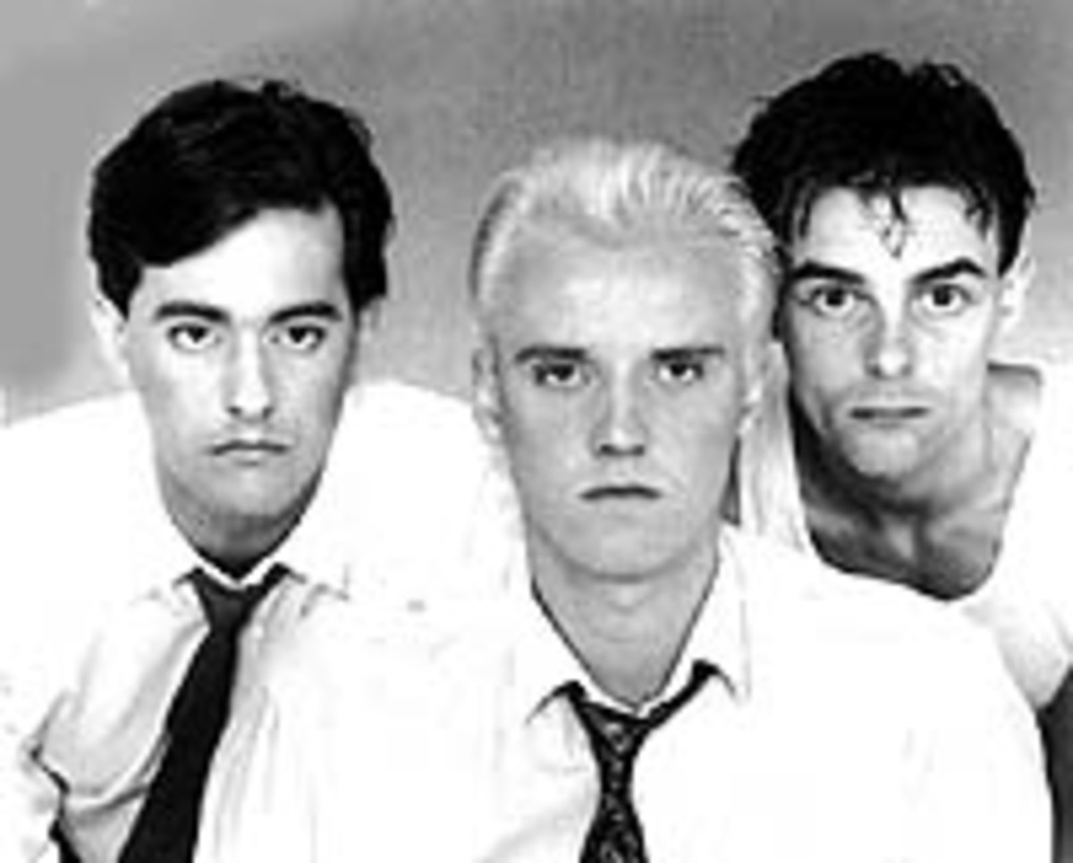 Ware and Marsh finally got their man, Glen Gregory and formed Heaven 17