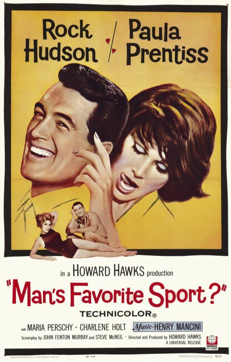 Man's Favorite Sport (1964)