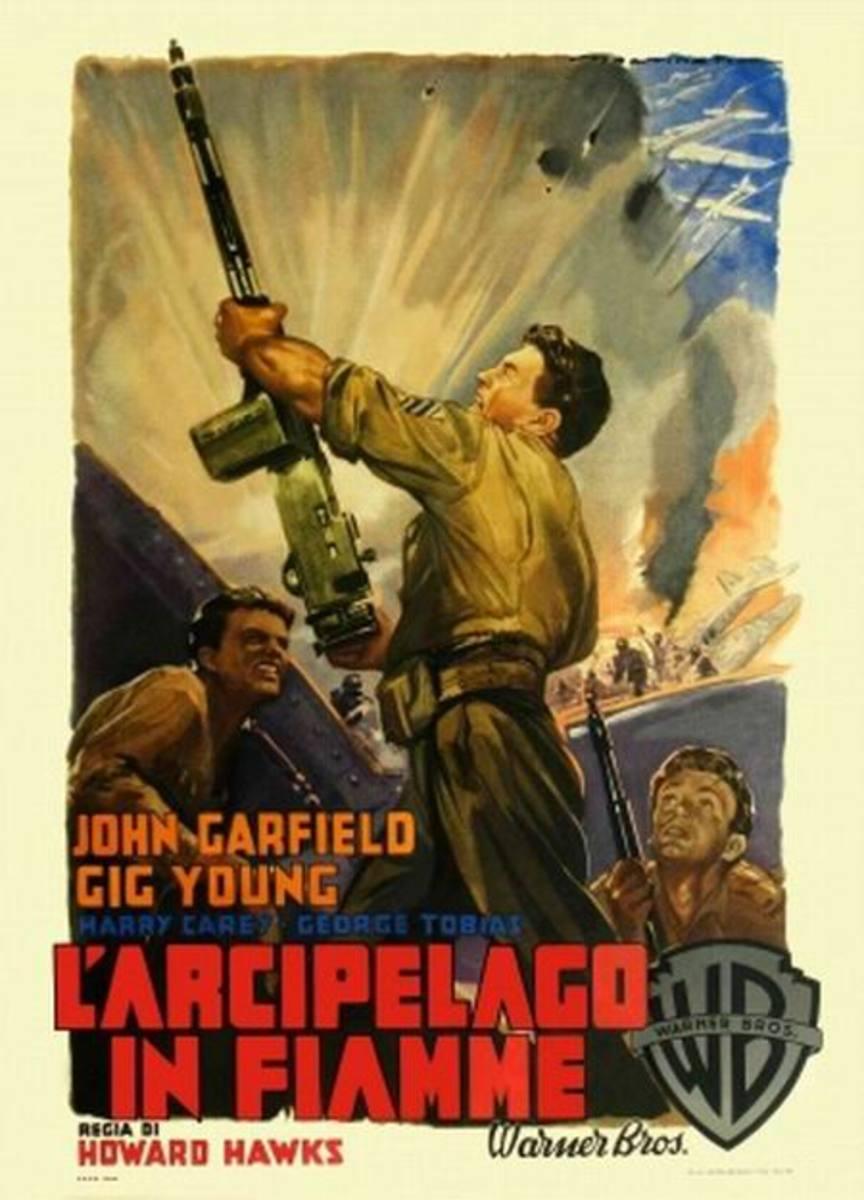Air Force (1943) Italian poster