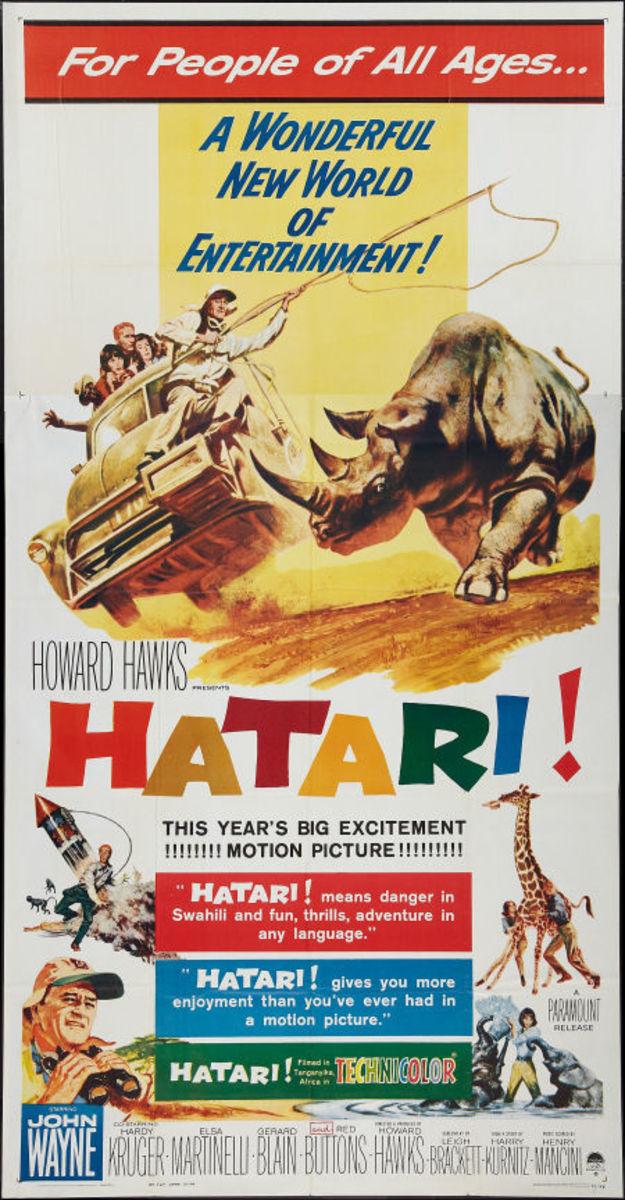Hatari (1962)