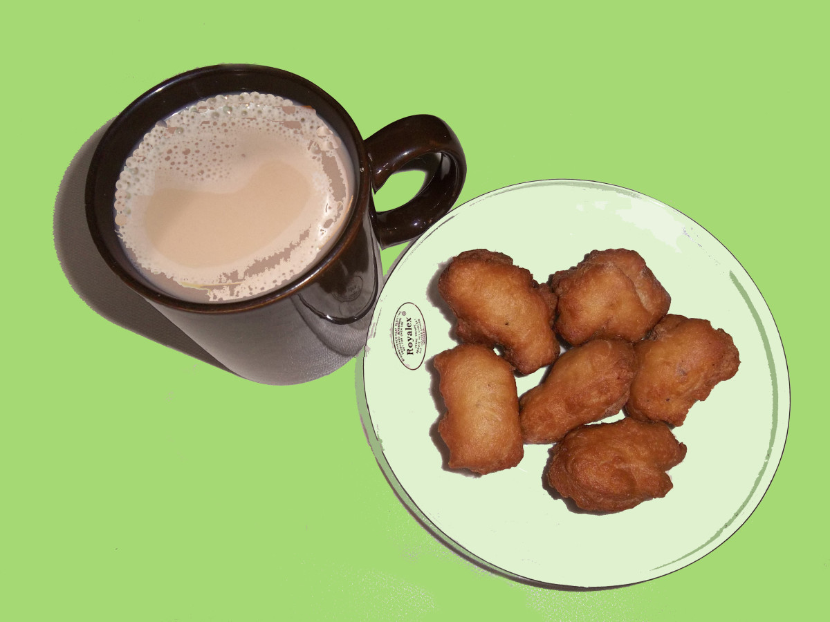 How to make Mahamri: recipe for great snacks for your tea or coffee