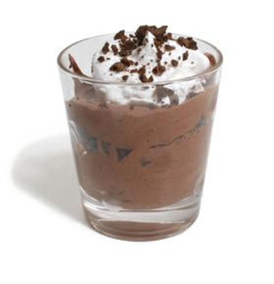 Cheap Desserts: Chocolate Mousse
