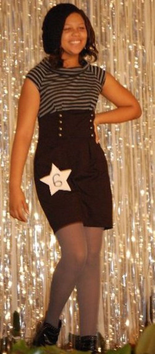 Jacey last year at pageant.