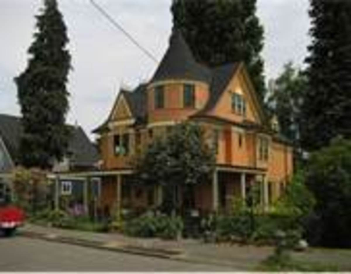 Top 5 Haunted Places In Seattle