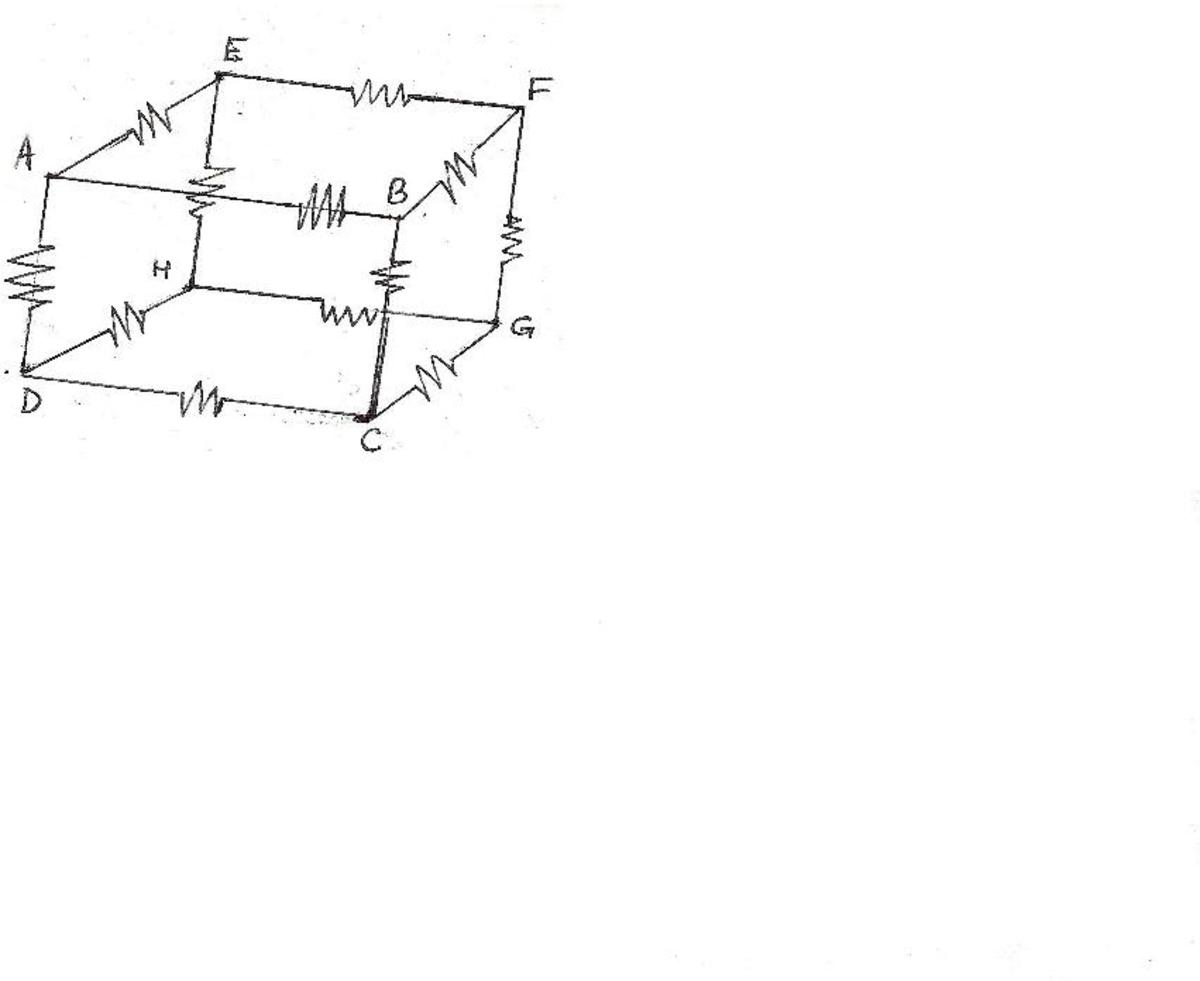 Prepare for JEE ADVANCED, 2013: Tough problems on equivalent capacitance and resistance