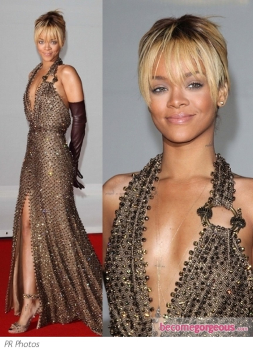Rihanna - Top 10 Celebrity Fashion Dos and Don'ts