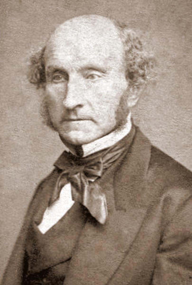 John Stuart Mill (1865)