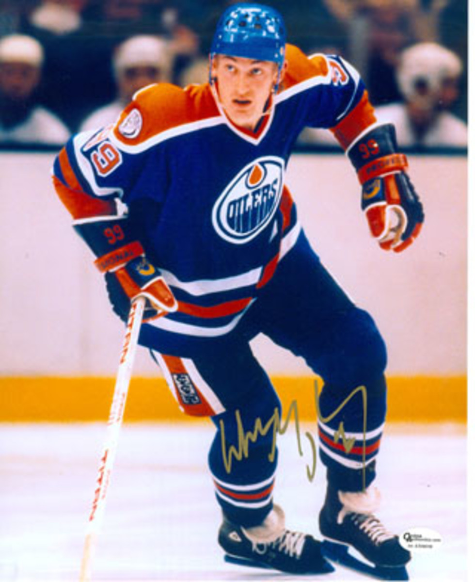 Wayne Gretzky (The Great One)
