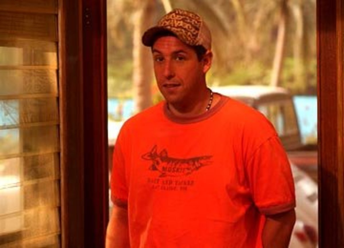 Henry Roth played by Adam Sandler