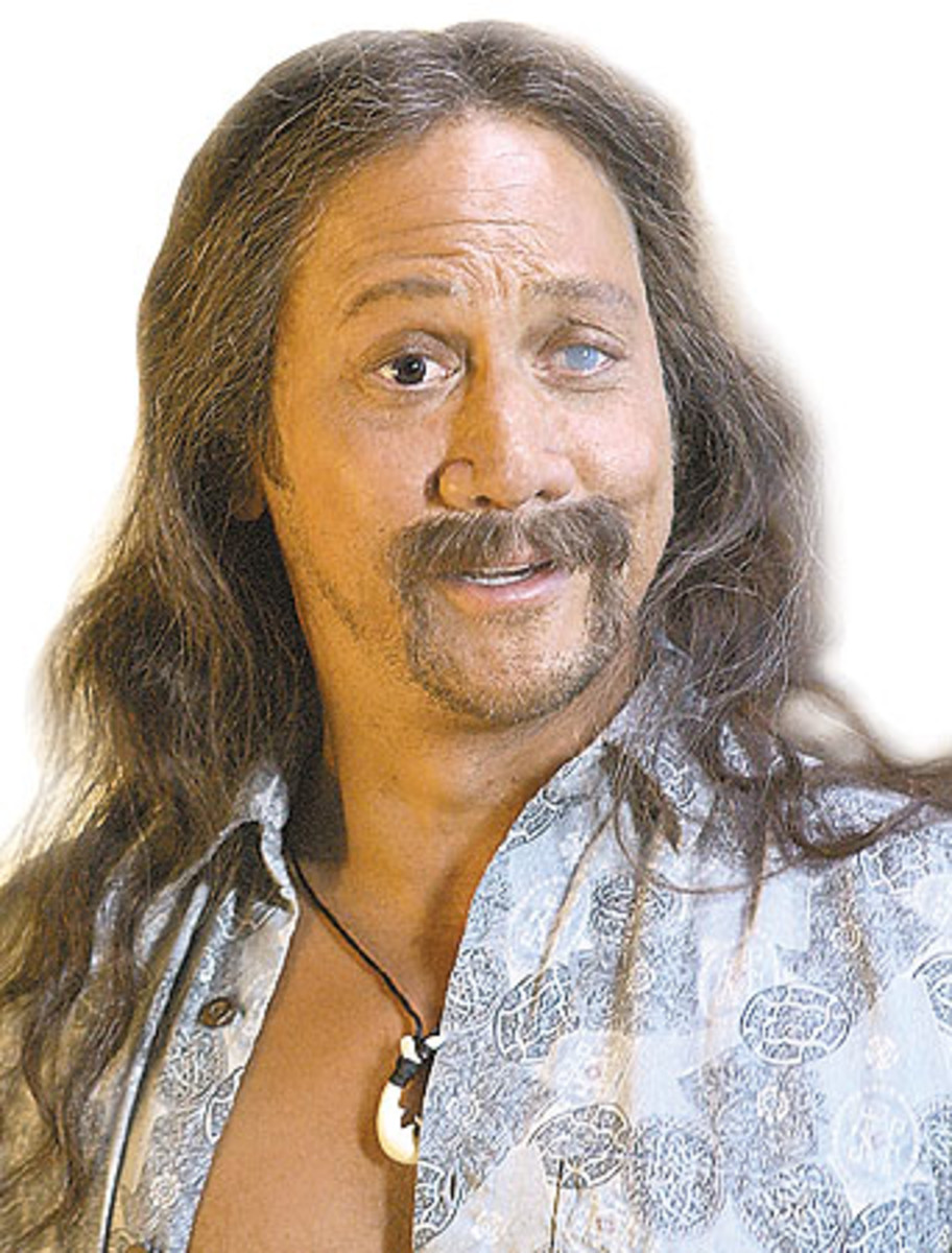 Ula played by Rob Schneider
