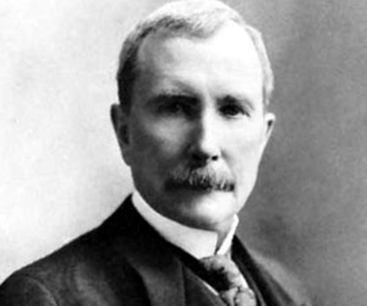 Best Entrepreneurs; John Rockefeller, Andrew Carnegie, J. Paul Getty