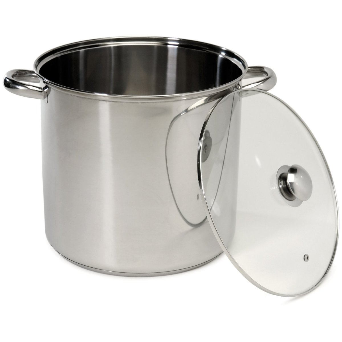 Boil water, in a cooking pot (7 litres), that is sufficient to submerge all your peeled plantain. Image Credit: Amazon.com