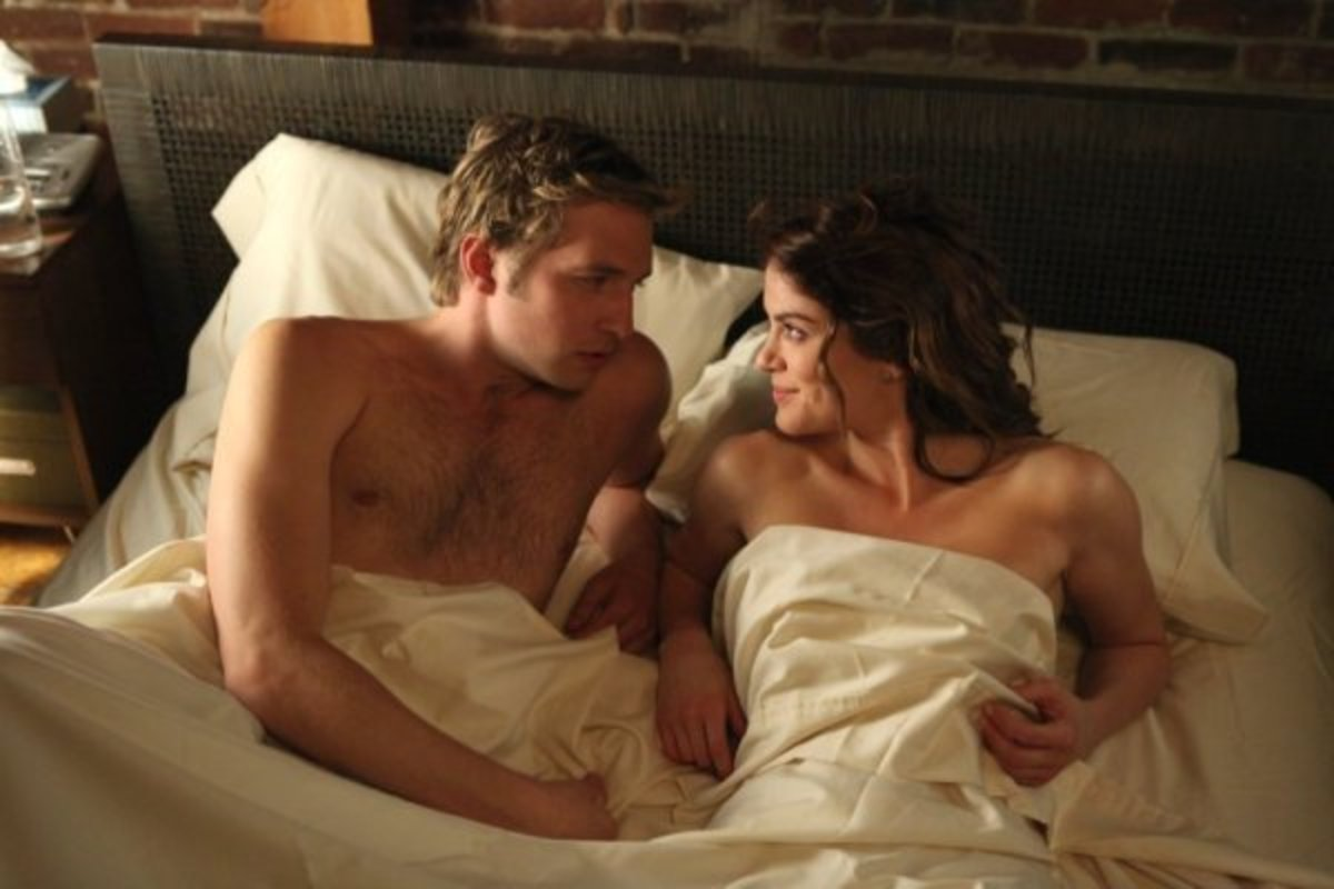 From the movie,  Friends With Benefits