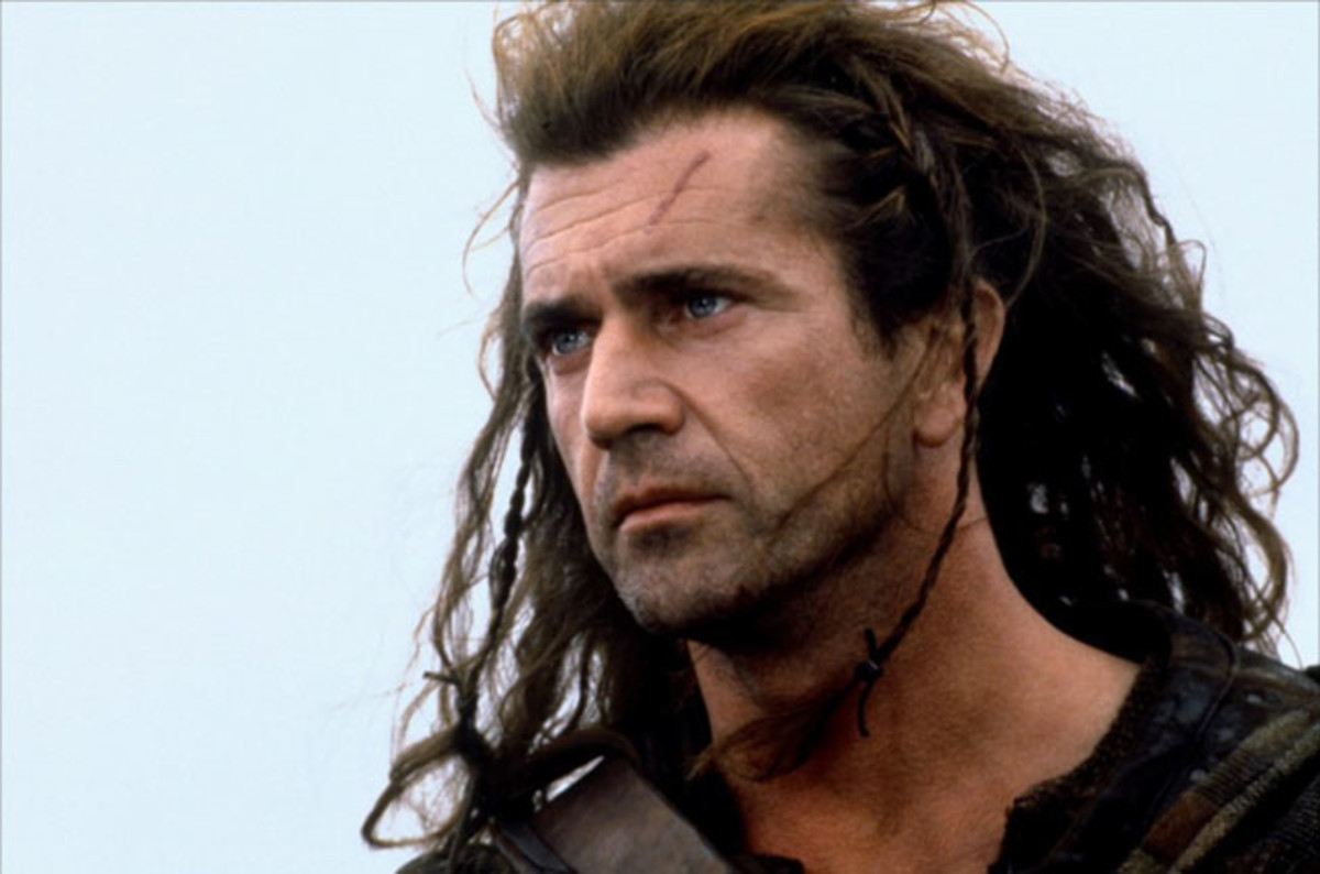 Worldwide it seems a lot of the female population are fixated on Scottish men as the ultimate romantic hero.