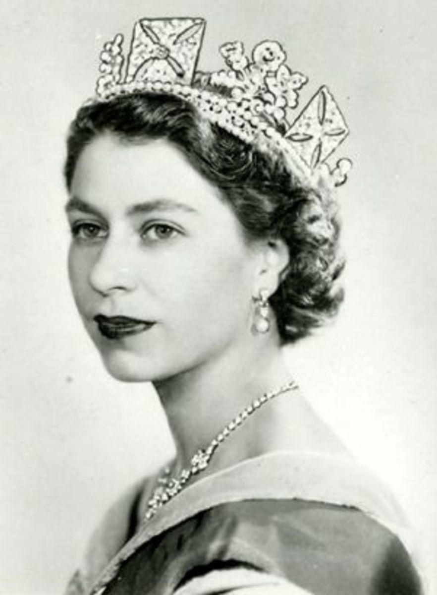 Queen Elizabeth II - A Portrait by Dorothy Wilding