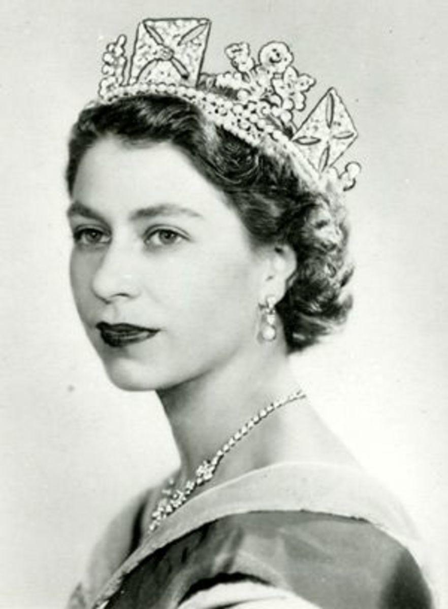 Queen Elizabeth II - A Portrait by Dorothy Wilding