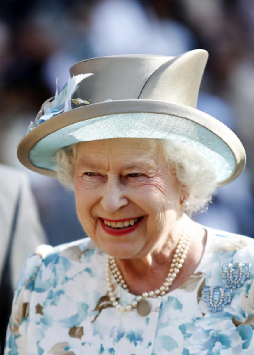 The Queen In New York