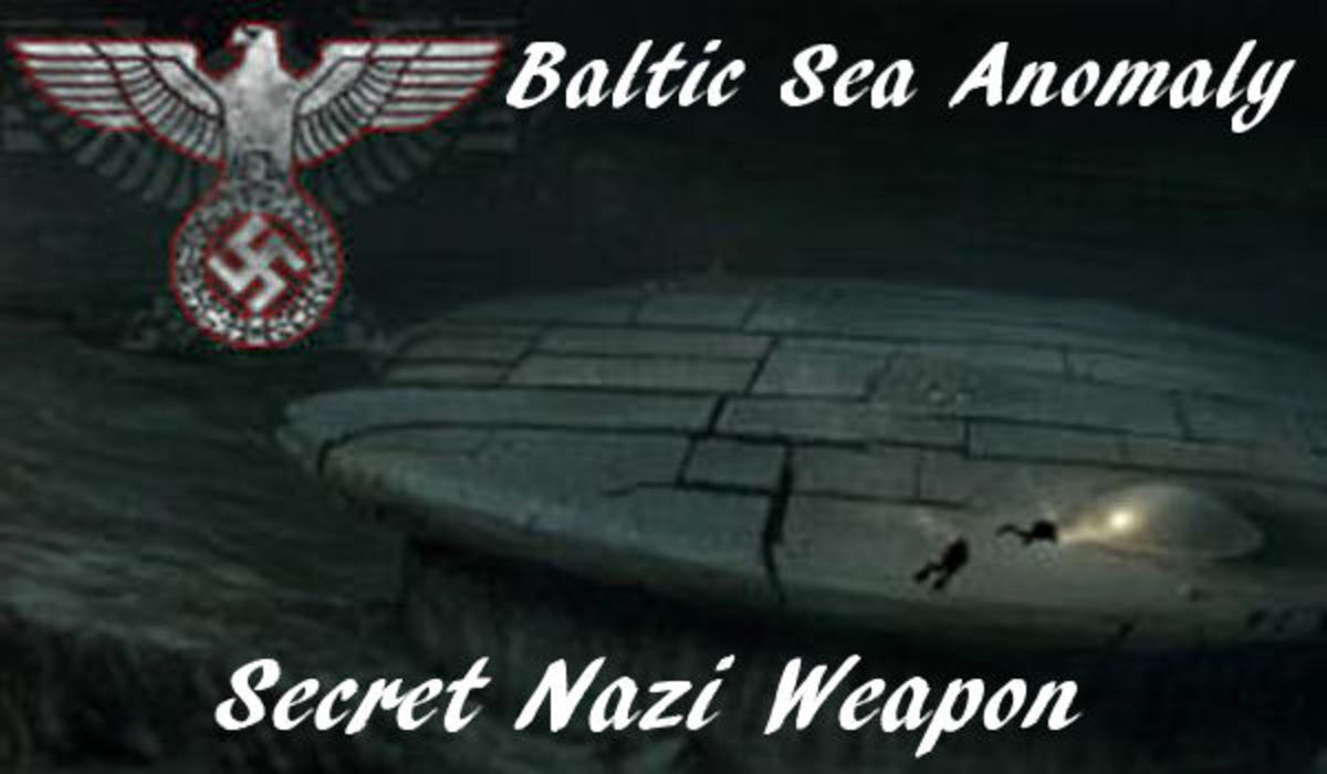 Baltic Sea Anomaly Is Not a Nazi Secret Weapon