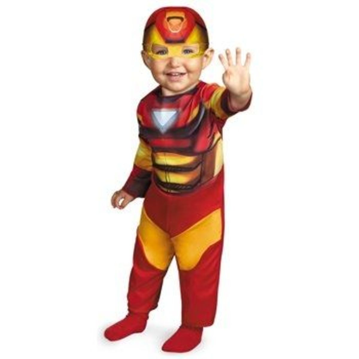 Marvel Super Hero Squad Iron Man Infant Costume
