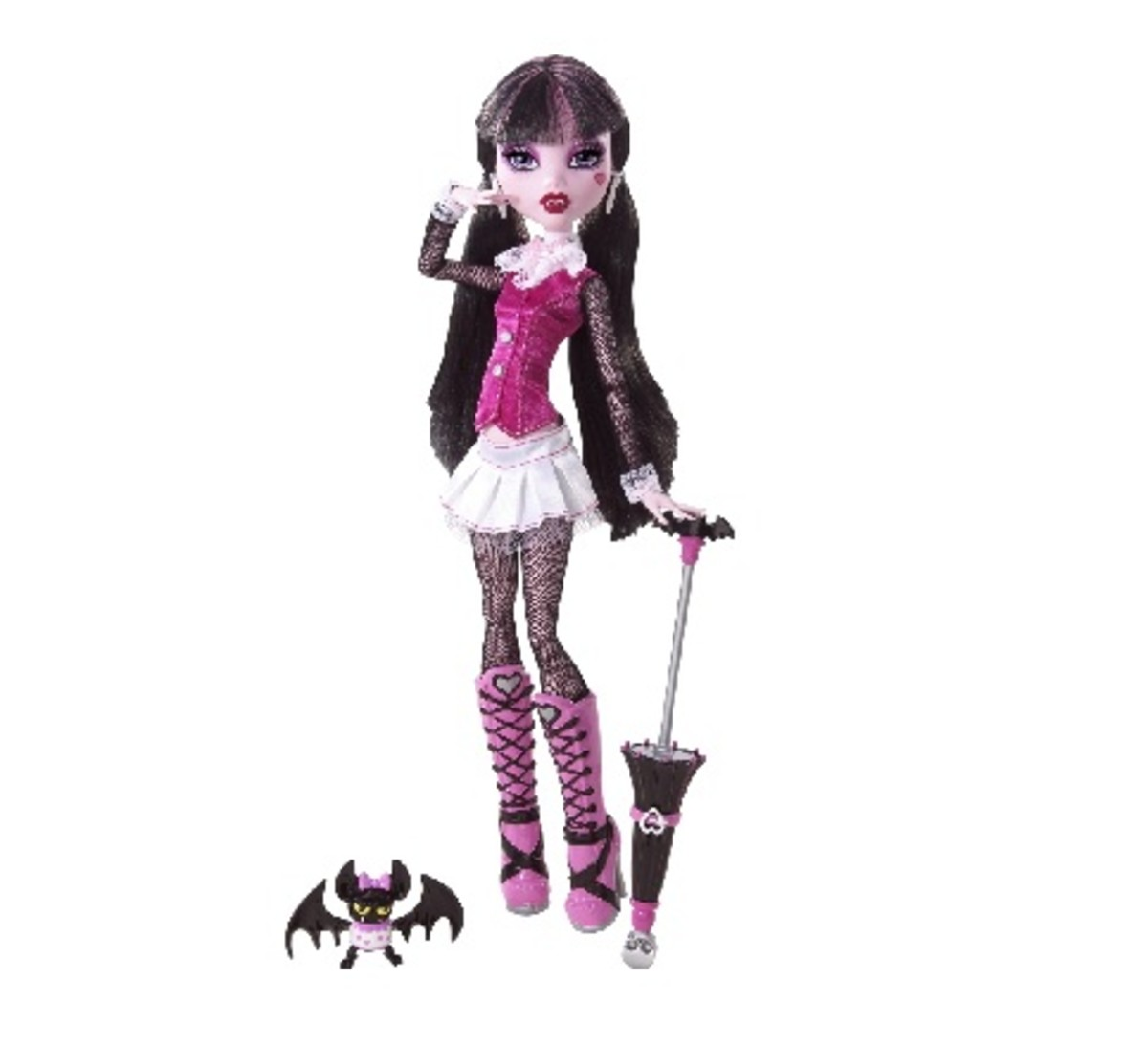Monster High Draculaura Dolls - The Complete List Of Dolls