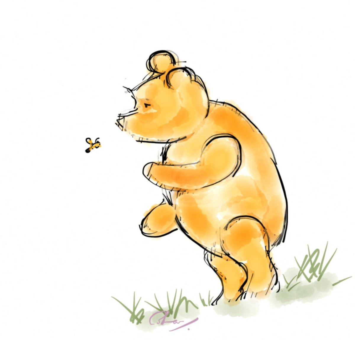 pooh-and-the-art-of-living-loving-all-is-well
