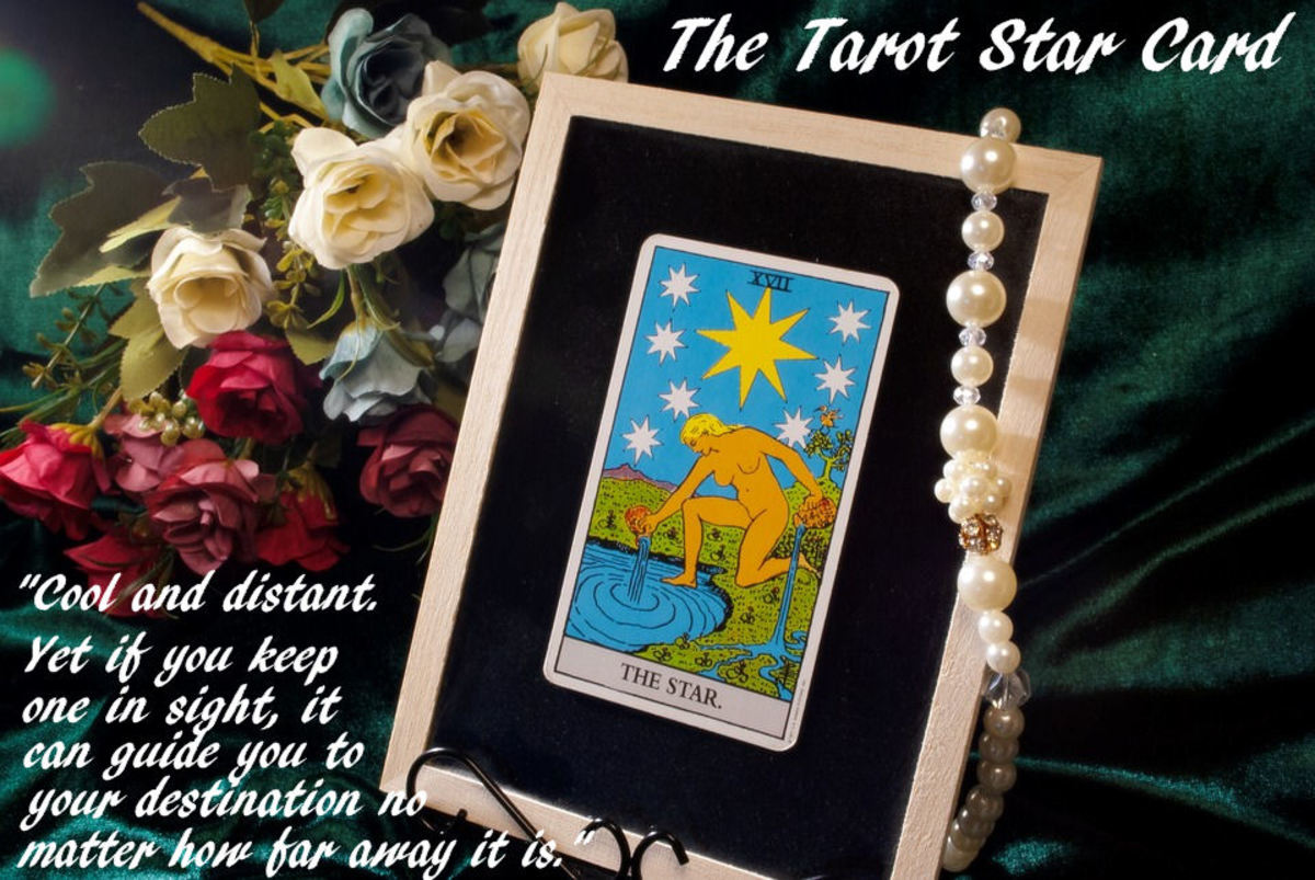 Dream Star Symbolism - Tarot Cards Support Star Symbol Interpretation