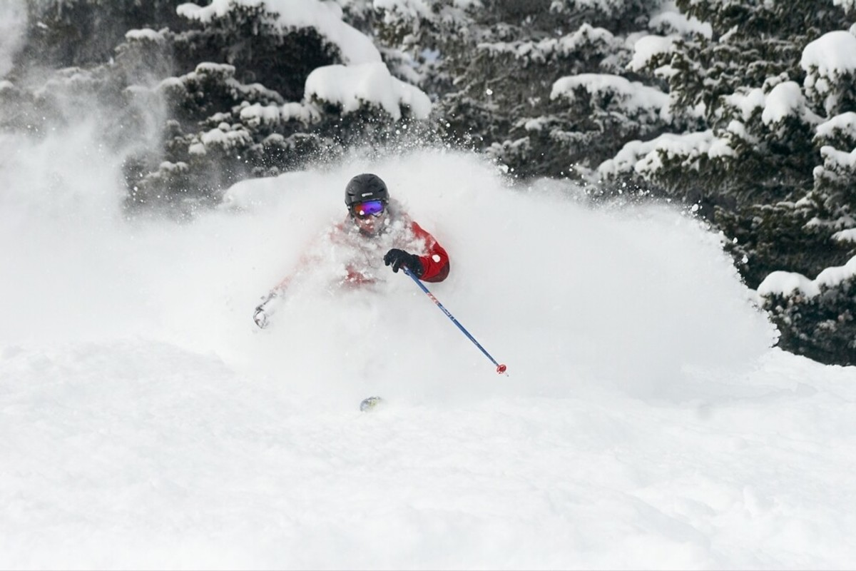 Skiing in Aspen, Colorado