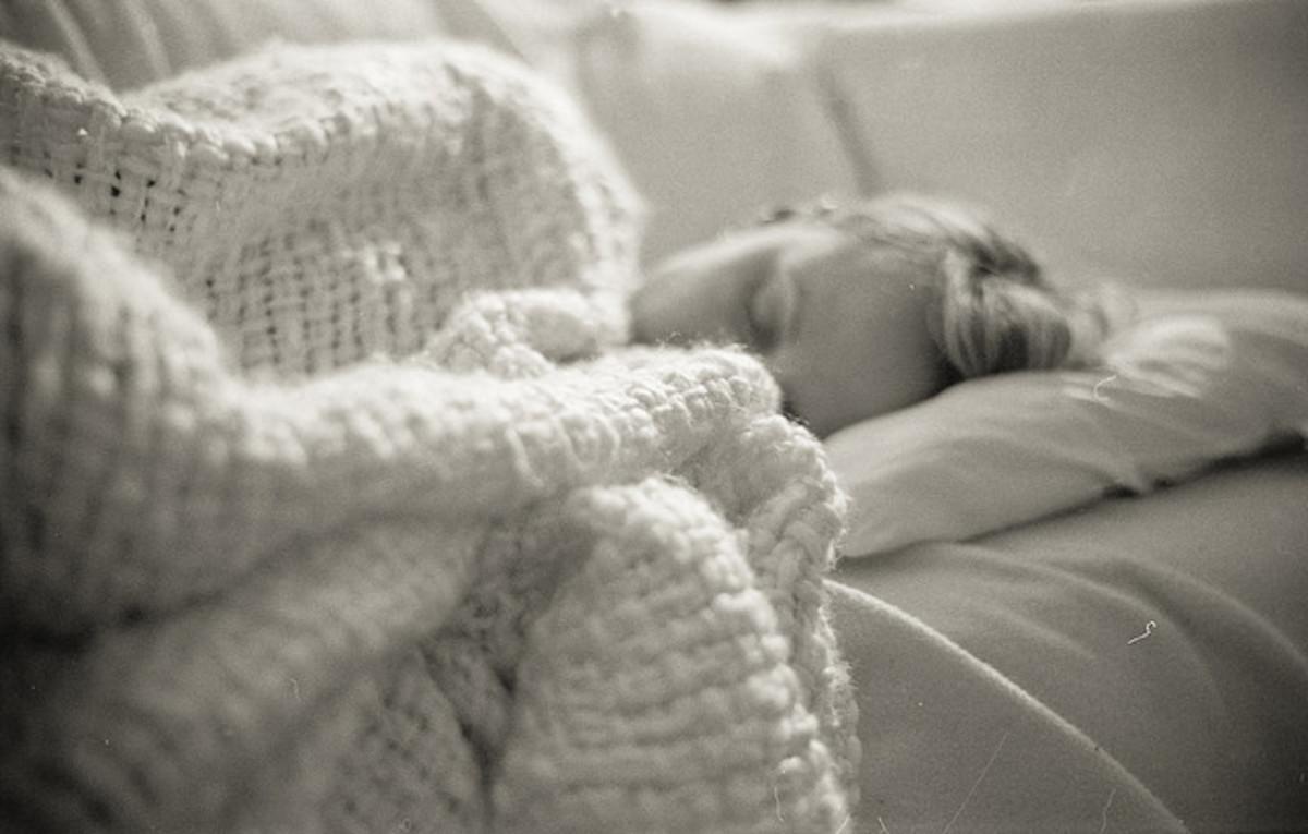 Depression and Sleep: Anxiety Nightmares
