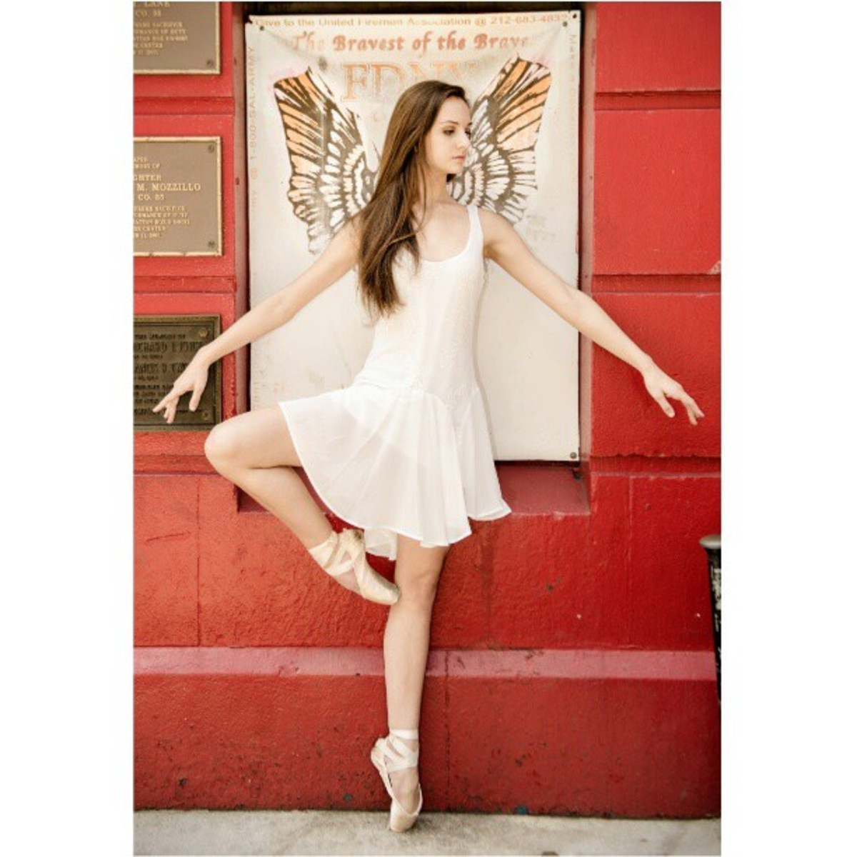 Photo of My Granddaughter Ballerina Bryn Michaels
