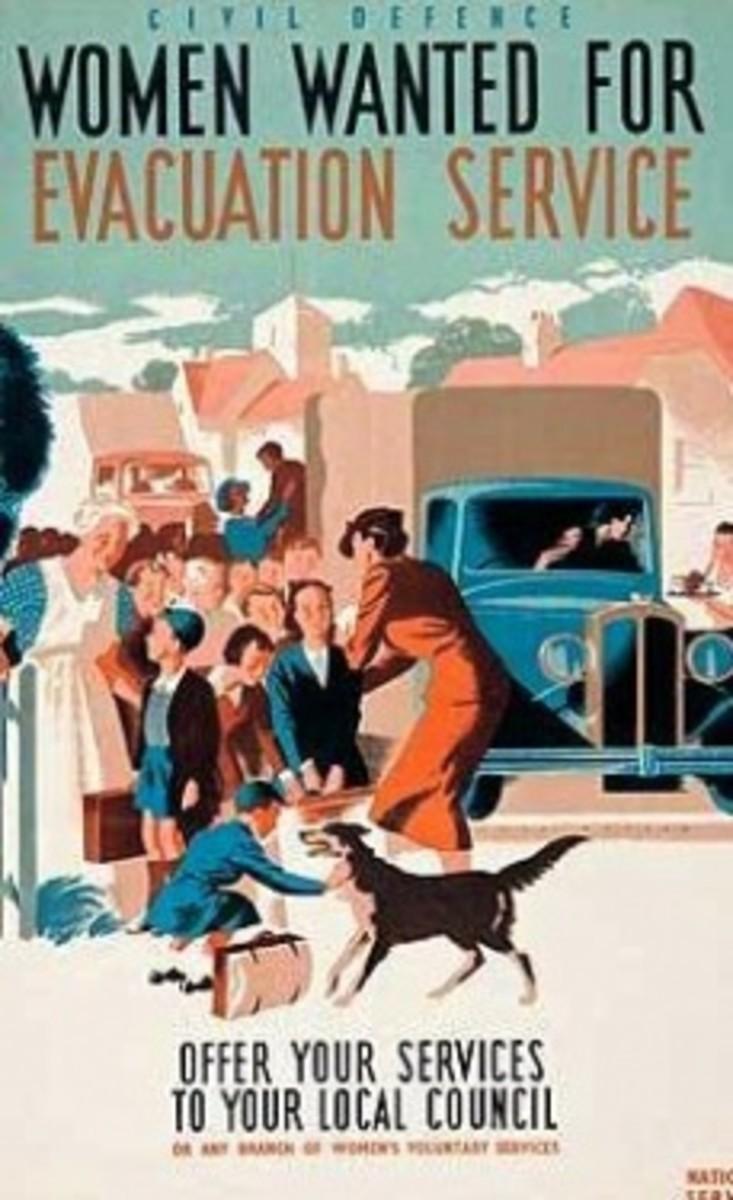 Women in WW2-The Womens Voluntary Service