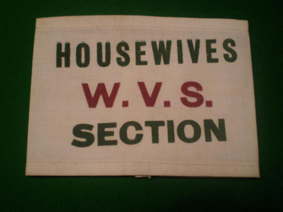 Housewives and proud of it!