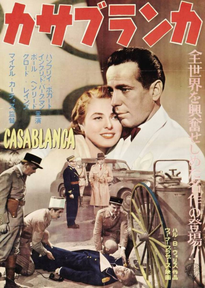 Japanese Style - 100 Years of Movie Posters - 21