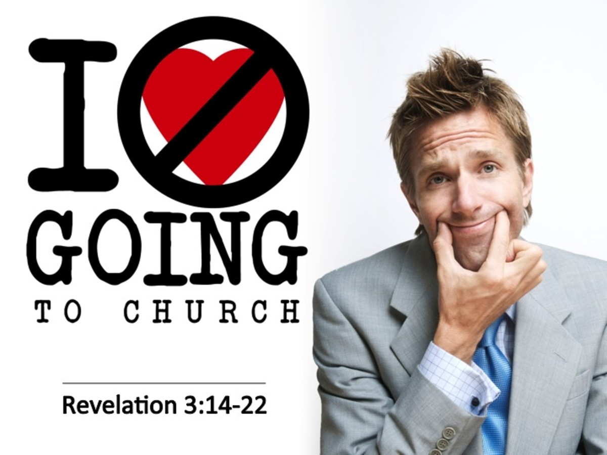 Getting to the root of a lukewarm Christian is going to take some self examination.