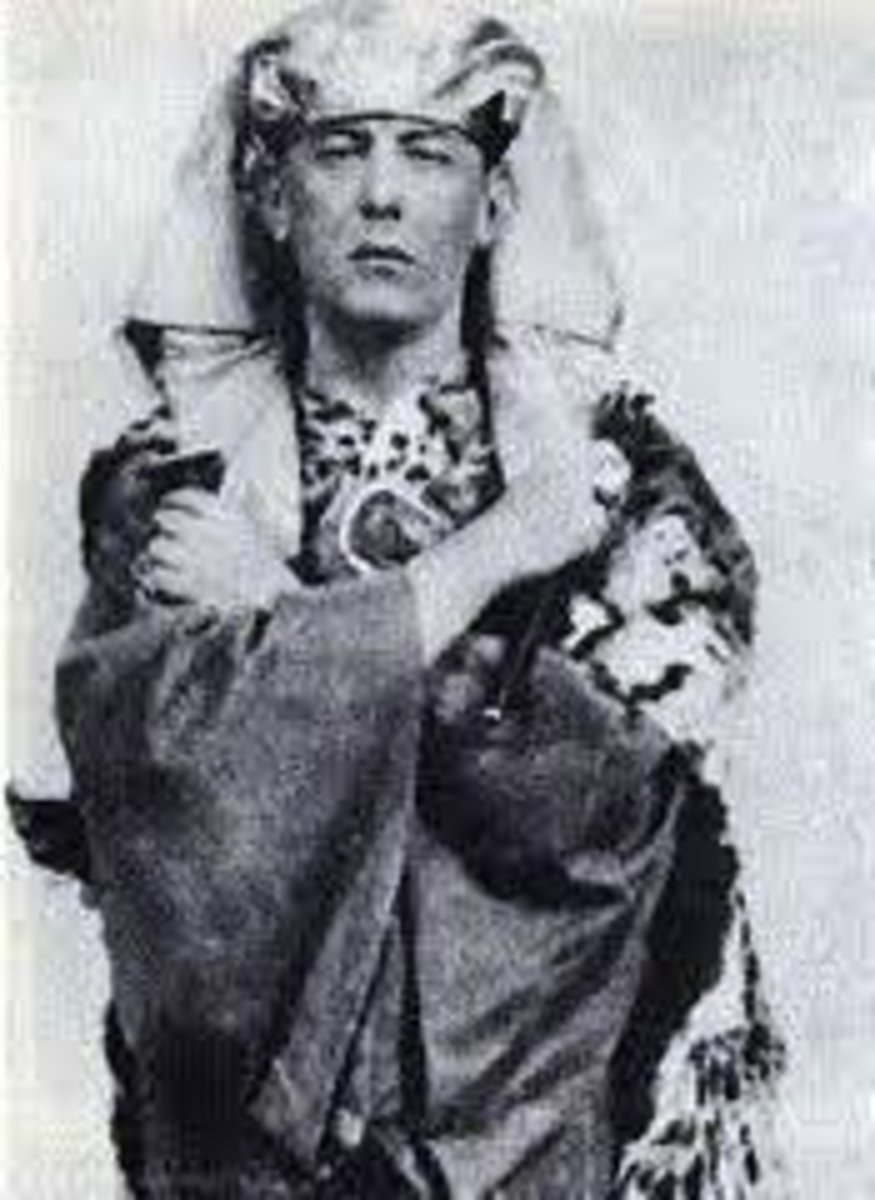 ALEISTER CROWLEY AND THE PARIS INCIDENT  –  AN OCCULT MYSTERY