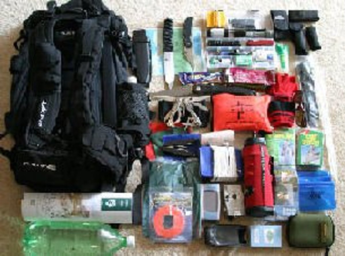 A Bug Out Bag Is Something That