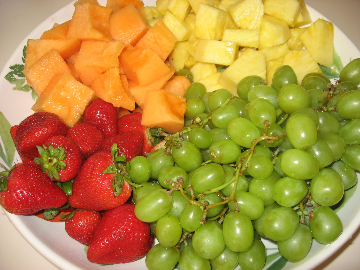 Beautiful Fresh Fruit