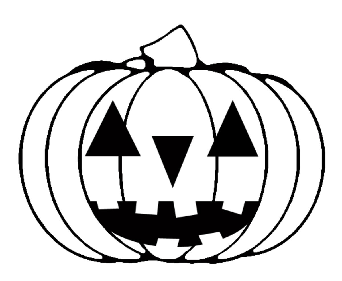 Printable Halloween Coloring & Crafts