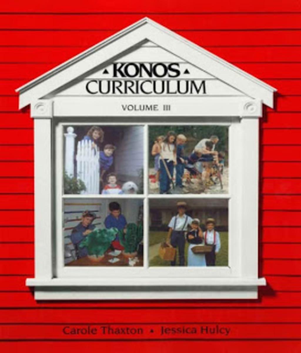 Konos Volume III (Cooperation)