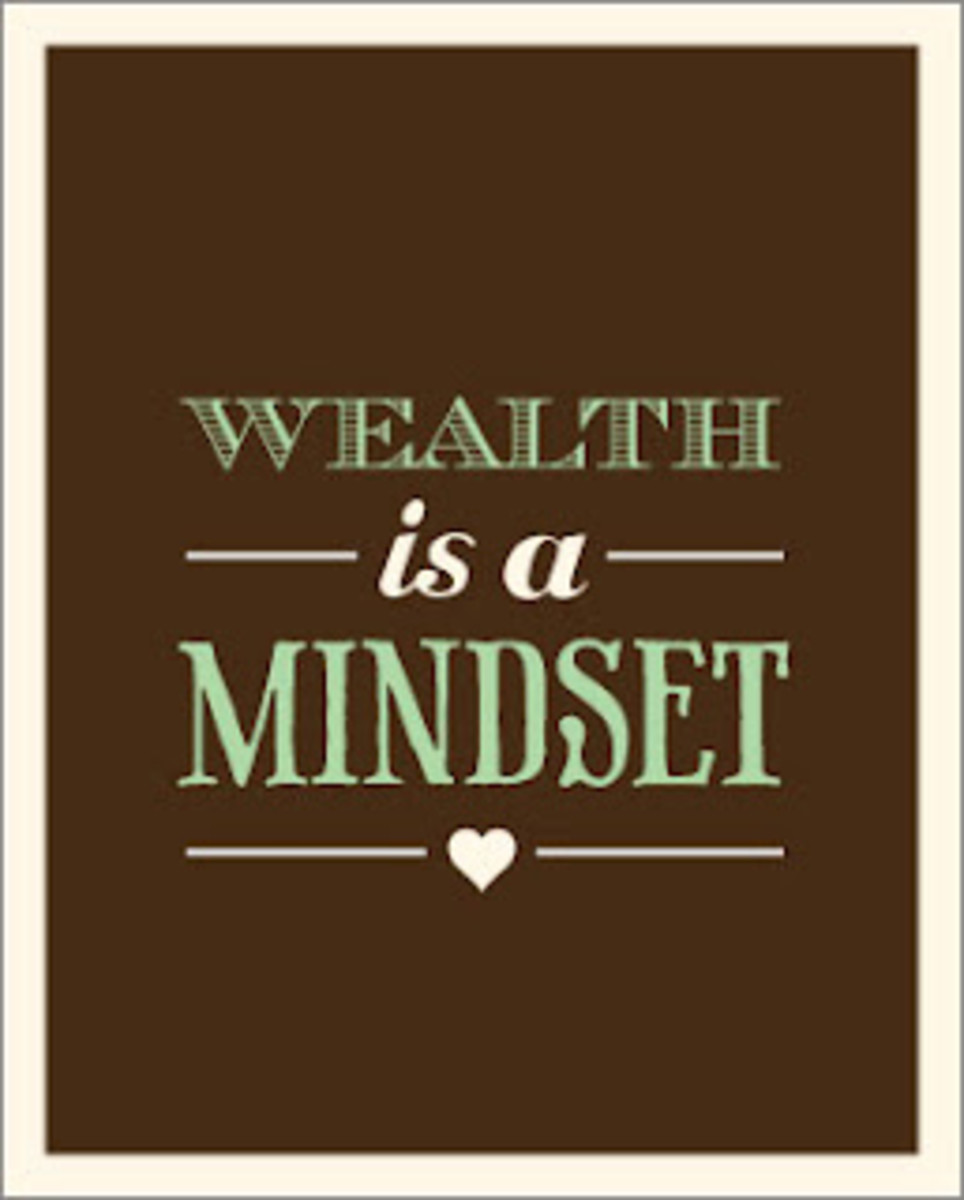 10 Motivational Quotes On Wealth Money: WEALTHY MINDSET: HOW TO DEVELOP RICH MINDSET IN TEN STEPS