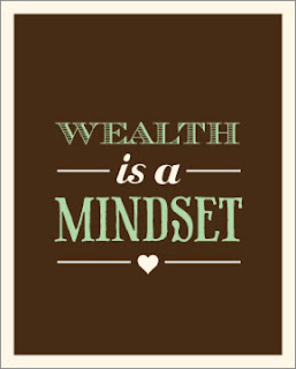 WEALTHY MINDSET: HOW TO DEVELOP RICH MINDSET