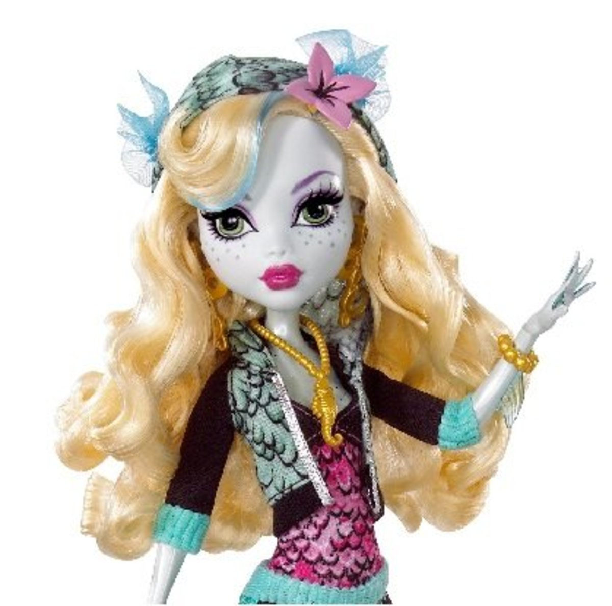 Monster High Lagoona Blue Dolls - Complete List Of Dolls