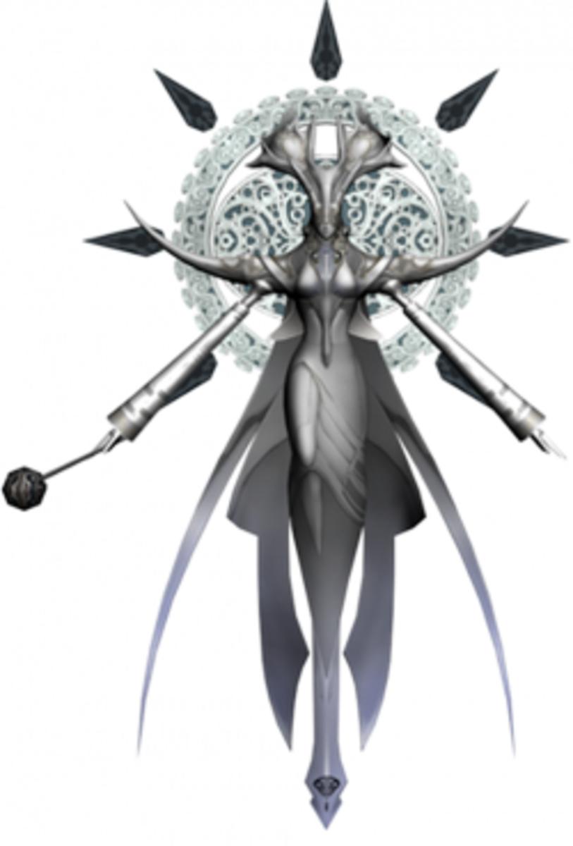 "Eden's ""Gatekeeper"" Avatars in Orphan's Cradle"